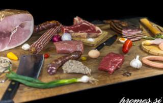 klobase mesni izdelki